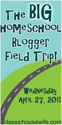 BIG Homeschool Blogger Field Trip
