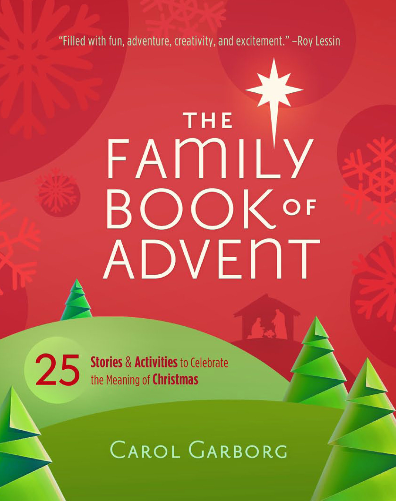 the family book of advent giveaway