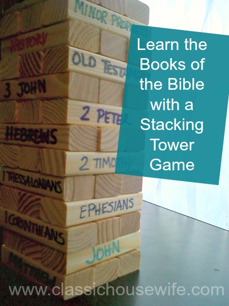 Learn the Books of the Bible