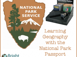 Bright Ideas Press National Park Passport Geography