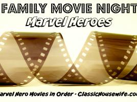 marvel hero movies in order