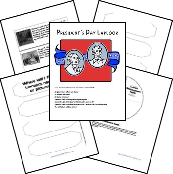 President's Day Unit Study at HomeschoolShare