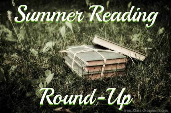 Summer Reading Round-Up