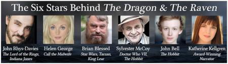 Heirloom Dragon Raven Cast