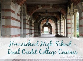 Homeschool High School College