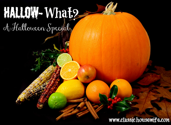 Hallow-What? : A Halloween Special