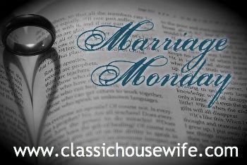 Marriage Monday ~ Gracious