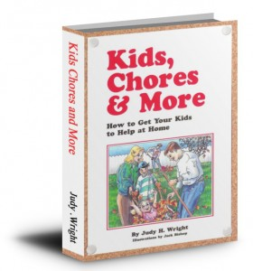 "Review: ""Kids, Chores & More"" (Getting kids to do their chores.)"