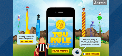 You Rule chores App {Review}