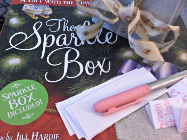 The Sparkle Box Review and Giveaway