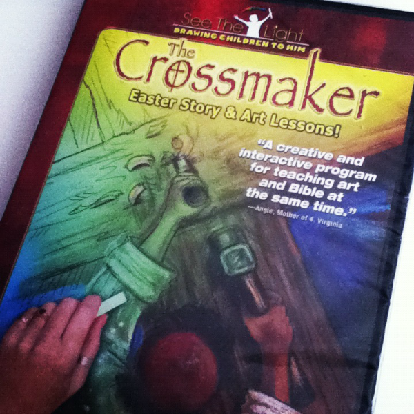 The Crossmaker – Easter Art DVD from See the Light