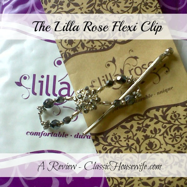 A Feminine Look with Lilla Rose (Review)