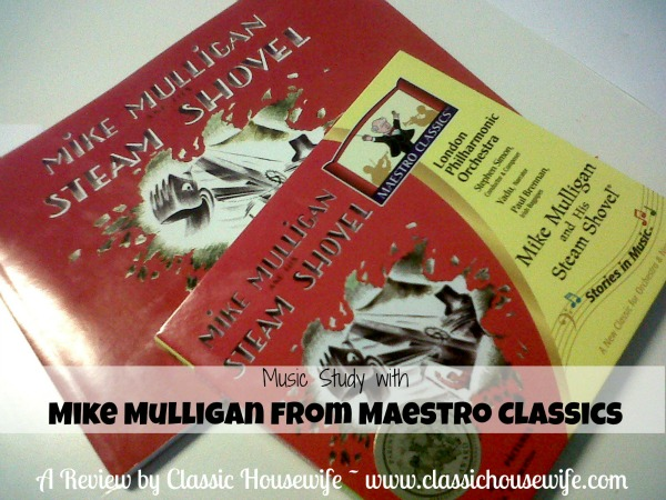 Music with Mike Mulligan from Maestro Classics (Review)
