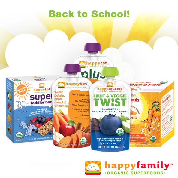 Mommy Time Party Door Prize – Happy Family Organic Superfoods