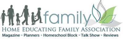 Mommy Time Door Prize – Home Educating Family (Well Planned Day)