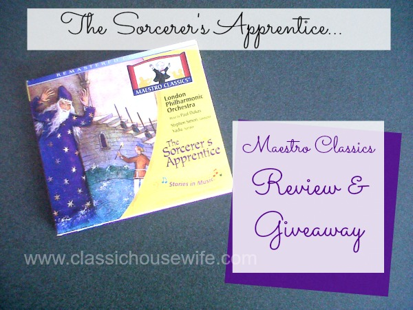"Maestro Classics ""The Sorcerer's Apprentice"" Review"