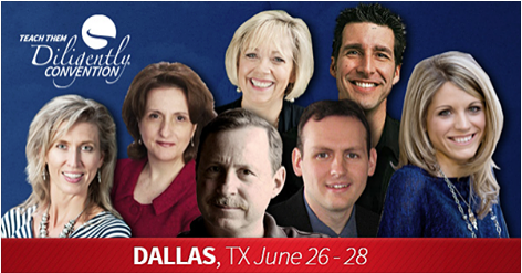 Come Join Me at Teach Them Diligently in Dallas!