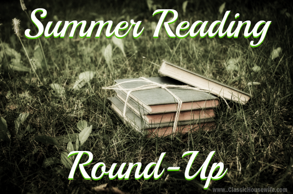 Summer Reading Round-Up