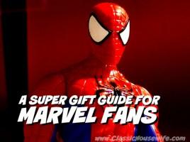 marvel gift guide