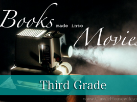 3rd Grade Books That Have Been Made Into Movies