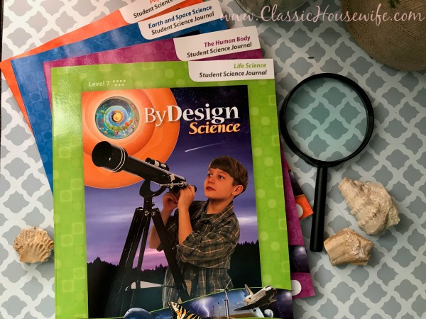 Inquiry Based Science from By Design Science for Grades 1-8